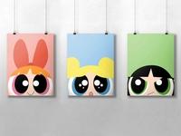 Powerpuff Girls posters