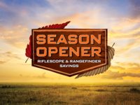 Season Opener Savings Masthead