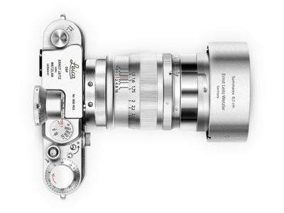 Leica M9 Illustration from 2012