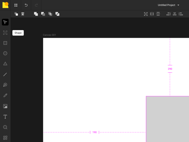 Working on a Design App