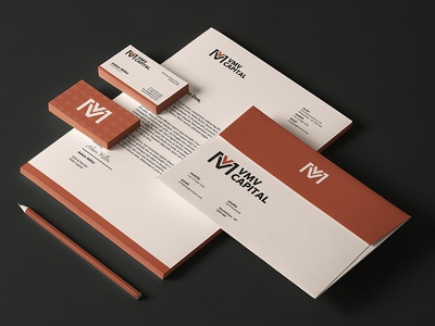 VMV Capital | Stationery