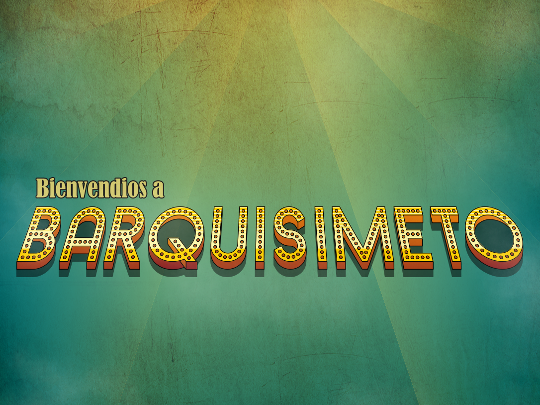 Barquisimeto Vintage by Alonso Parra on Dribbble