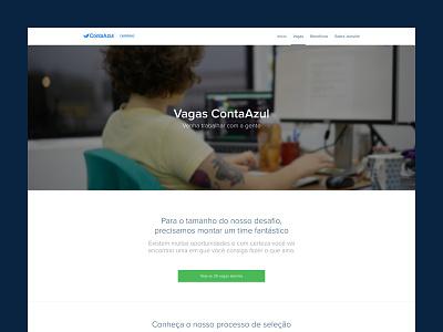 ContaAzul Carreiras web carreiras openings jobs contaazul