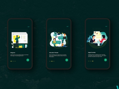 Onboarding Screen illustration ui design product design mobile app uxdesign ui uiux