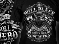 T-shirt For Mill Black