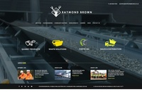 Raymond Brown Web designing project!