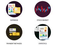 Business Concepts Color Icons