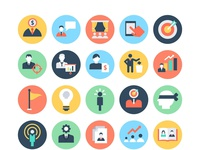 Human Resource icon pack p1