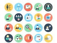 Human Resource icon pack p2