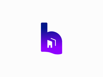 Minimal Hearth minimal vector design color logo typography branding flat illustration clean