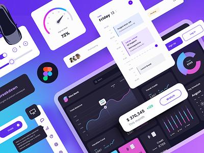Timeline Selection Pattern minimal design system app ux branding ui clean design flat scheduling timeline