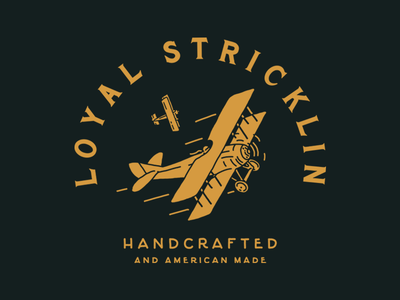 Loyal Stricklin Aviator Mug Rebrand