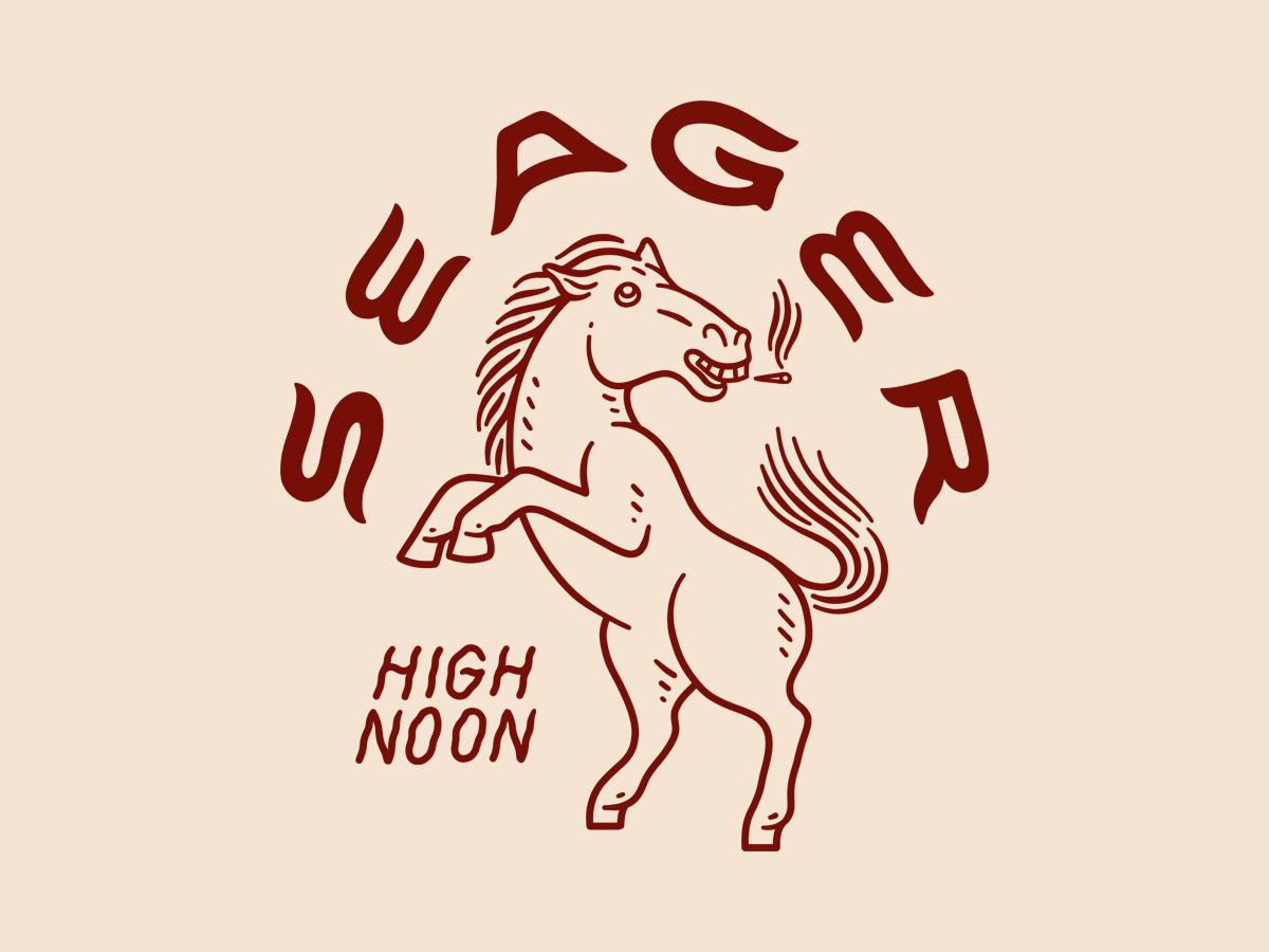 Seager - Summer cowboy western ramblin man ramblin horse seager