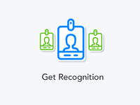 Get Recognition