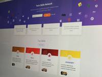 Skill Network for Tech Professionals
