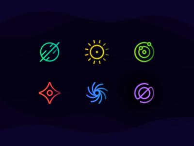 Astro Icons