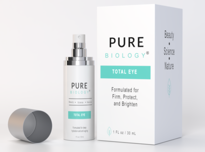 Eye Serum dribbble best shot dribbble digital design products graphic design 3d artist product design product 3d art 3d animation 3ddesign octane render design arnold render cinema 4d 4d photoshop cinema c4d