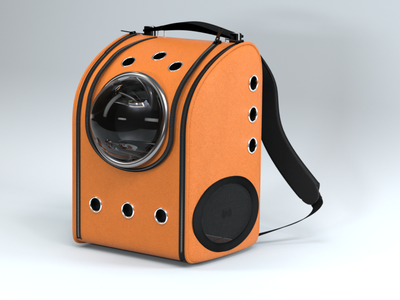 Back Pack 3d animation productdesign 3d artist digital design digital art graphicdesign product designer 3d art product 3d animation octane render design arnold render cinema 4d 4d 3ddesign photoshop cinema c4d