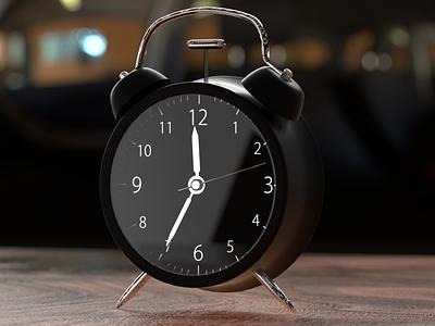 Old Clock branding motion graphics graphic design animation behance dribbble photorealistic 3d product design 3dproduct ui logo illustration design arnold render cinema 4d 4d photoshop cinema c4d