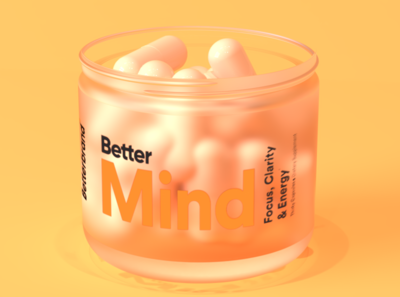 Better Mind supplement