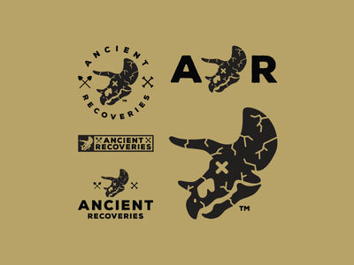 Ancient Recoveries : Logo Exploration
