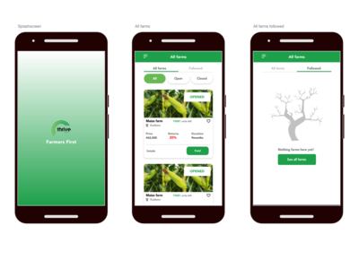 Agritech application