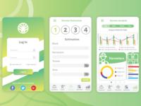 Harvest Report Based on Mobile App
