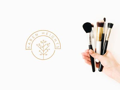 Minimalist feminine Logo Design for a beauty parlour hand drawn hair salon logo salon logo parlour fashion design illustration flat icon branding logotype typography beauty product beauty salon beauty logo fashion brand minimalist logo feminine logo logo designer