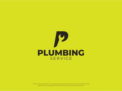 Plumbing Service Logo Design plumber company plumber oil and gas cleaning logo latest trend brand identity brand guidelines business construction house cleaning modern logo vector lettermark logotype logo designer logo design plumbing branding typography