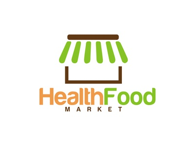Health Food Logo Design