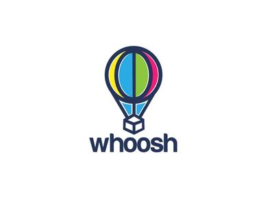 Hot Air Balloon Logo Design