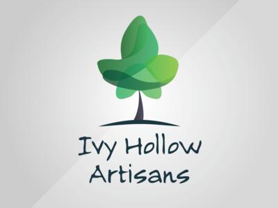 Ivy Hollow Artisans Logo