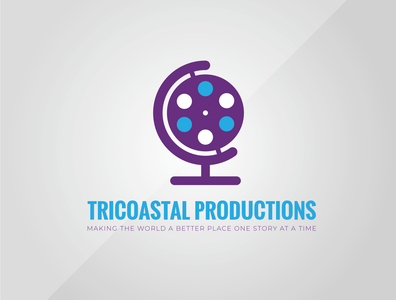 Tricoastal Productions Logo