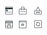 Carphone Warehouse Icon Set