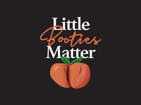Little Booties Matter - T-Shirt Design