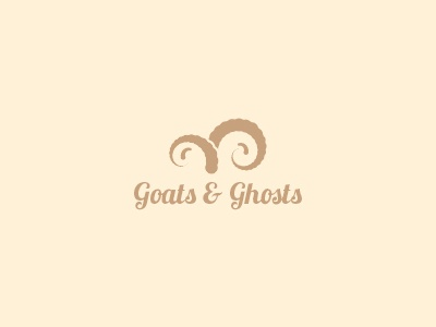 Goats & Ghosts le one restourant pub leone logo ghosts goats