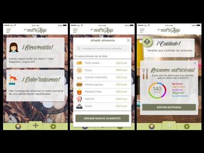 nutri app