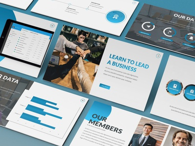 Speaker Up - Powerpoint Template