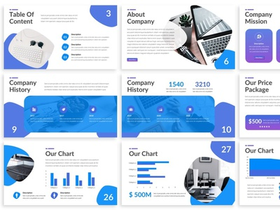 Urban Design Powerpoint Template By Slidefactory On Dribbble