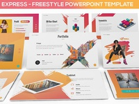 Express - Freestyle Presentation Template