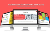 Supernova - Multipurpose Presentation Template