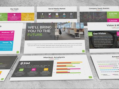 Transform - Powerpoint Presentation Template