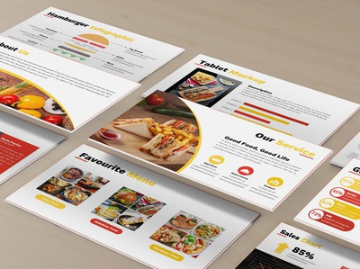 Kulinar - Restaurant Powerpoint Template