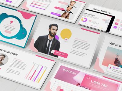 Ciriio - Colorful & Fun Powerpoint Template