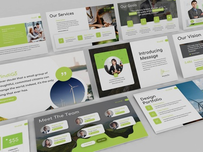 Windigo - Powerpoint Template