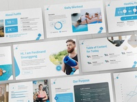 Fullfit - Sport Powerpoint Template