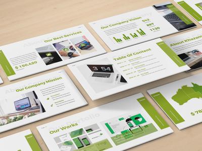 Khazam - Multipurpose Powerpoint Template