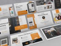 Bargaya - Fashion & Lookbook Powerpoint Template