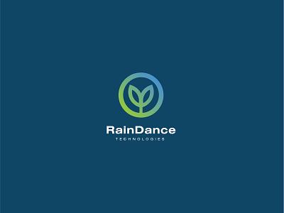 raindance logo branding typography logo brand identity