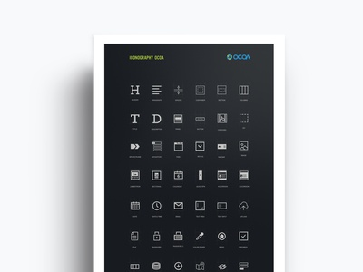 product icons icons set iconography icons